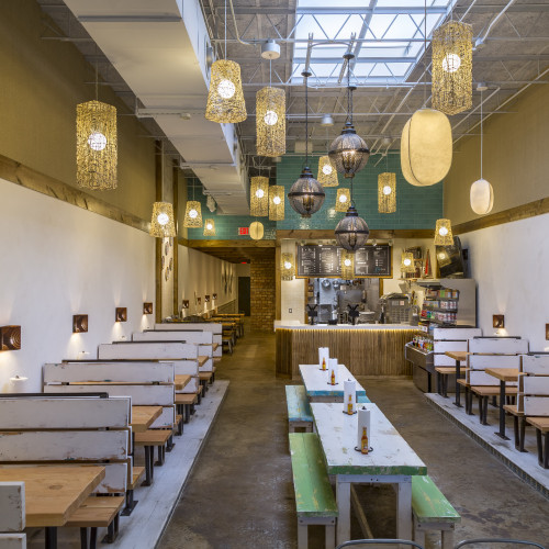 Projects gtm architects for Fish taco bethesda md