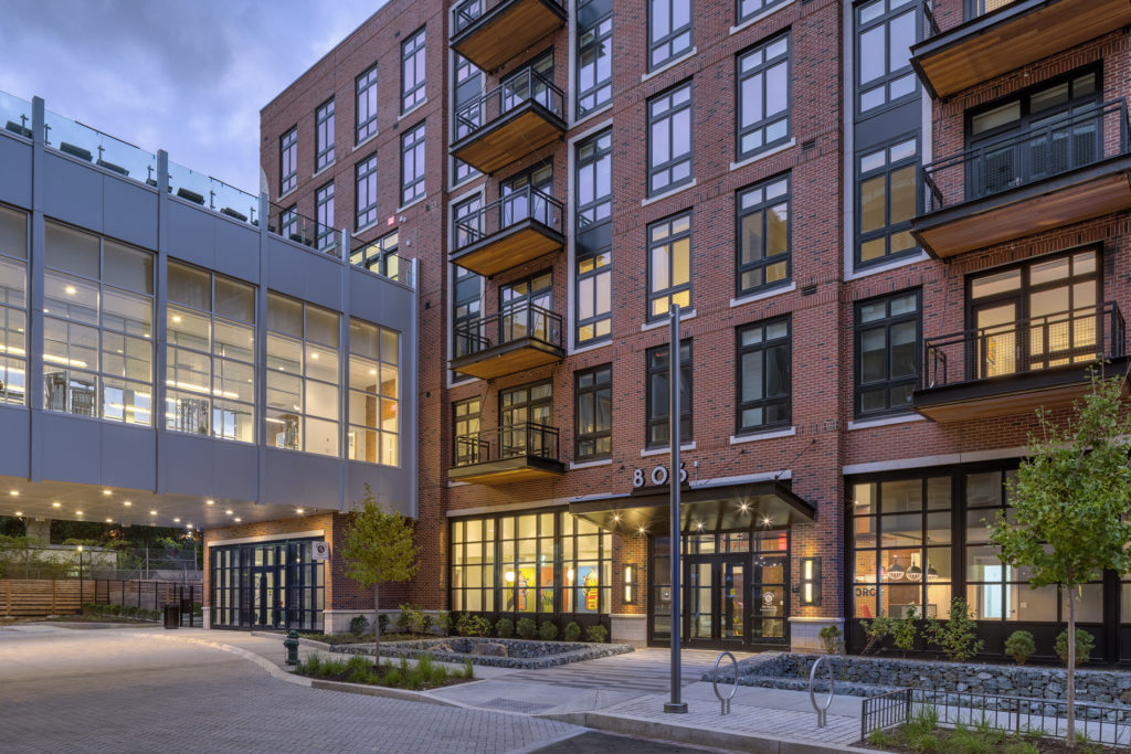 Brookland Press The Forge Gtm Architects